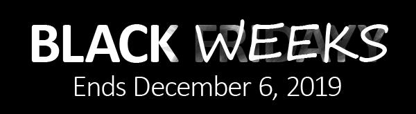 Black Friday Week Sale