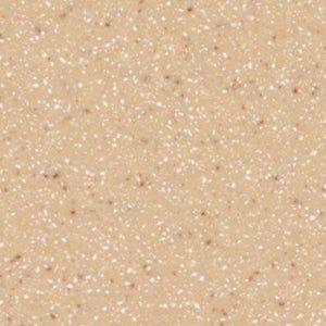 "Sanded Ginger, LOTTE Staron - 30"" x 34.25"" x 1/2"""