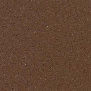 "Cocoa Chili -  Wilsonart Gibraltar - 5"" x 39.5"" x 1/2"""