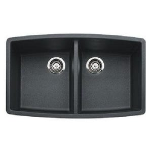 Blanco 440069 Performa Undermount Double Bowl Kitchen Sink
