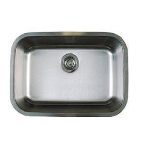 Blanco 441025 Stellar Undermount Single Bowl Kitchen Sink