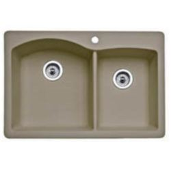 Blanco 441283 Diamond Double Bowl Kitchen Sink