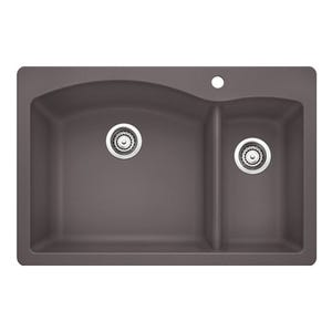 Blanco 441464 Diamond Double Bowl Kitchen Sink