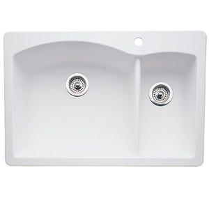 Blanco 440200 Diamond Double Bowl Kitchen Sink