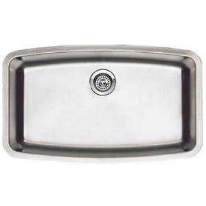 Blanco 440104 Performa Undermount Single Bowl Kitchen Sink