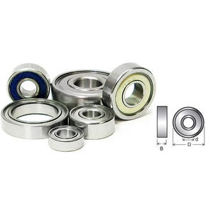 Steel Ball Bearing Guides