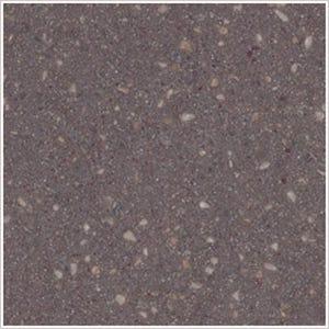 "Aubergine, Corian Solid Surface - 30"" x 66.75"" x 1/2"""