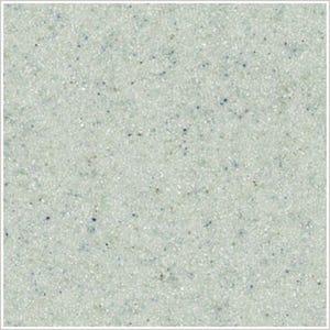 "Aqua, Corian Solid Surface - 30"" x 98"" x 1/4"""