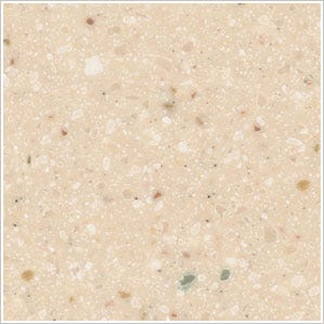 Beige Fieldstone -  Corian Solid Surface