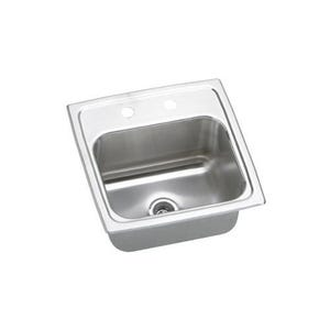 Elkay BLR152 Gourmet Self Rimming Bar Sink