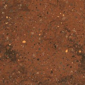 "Cinnabar, Corian Solid Surface - 30"" x 144"" x 1/2"""