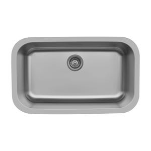 Karran Edge E-340 Extra Large Single Bowl Kitchen Sink.
