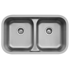 Karran Edge E-350 Stainless Steel Kitchen Sink