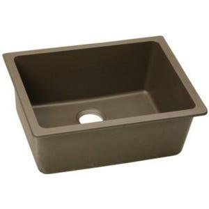 Elkay ELGU2522MC0 Gourmet E- Granite Single Bowl Kitchen Sink