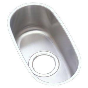 Elkay ELUH714 Lustertone Undermount Single Bowl Kitchen Sink