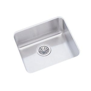 Elkay ELUHAD161655 Lustertone Undermount Single Bowl Kitchen Sink