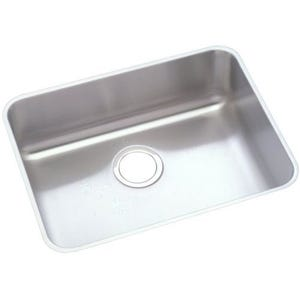 Elkay ELUHAD211545 Lustertone Undermount Single Bowl Kitchen Sink