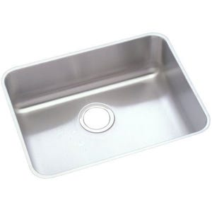 Elkay ELUHAD211550 Lustertone Undermount Single Bowl Kitchen Sink