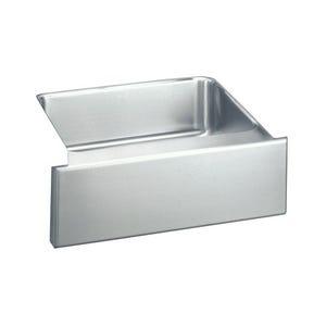 Elkay ELUHF2520 Lustertone Apron Front / Specialty Kitchen Sink