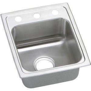 Elkay PSR15171 Pacemaker Single Bowl Kitchen Sink