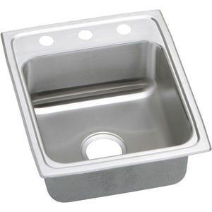 Elkay PSR17203 Pacemaker Single Bowl Kitchen Sink