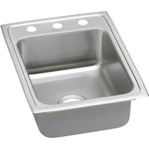 Elkay PSR17221 Pacemaker Single Bowl Kitchen Sink
