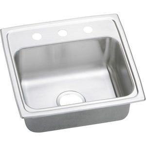 Elkay PSR19181 Pacemaker Single Bowl Kitchen Sink