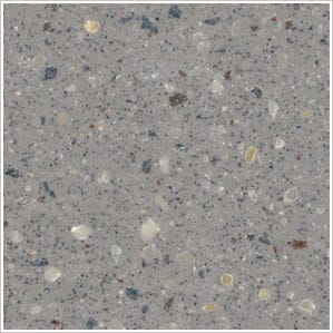 Gray Fieldstone -  Corian Solid Surface