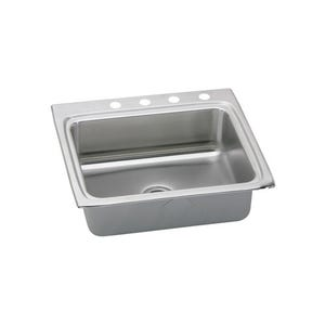 Elkay PSR25223 Pacemaker Single Bowl Kitchen Sink