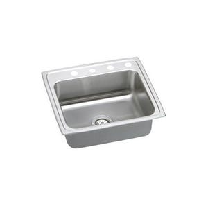 Elkay PSR22194 Pacemaker Single Bowl Kitchen Sink