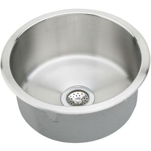 Elkay RLR12FB Mystic Self Rimming Bar Sink