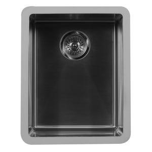 Karran Edge E-510 Stainless Steel Large Single Bowle Sink