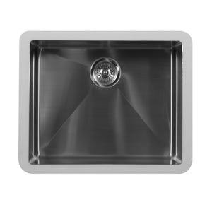 Karran Edge E-520 Stainless Steel Single Bowl Sink
