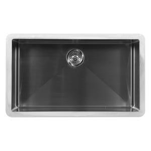 Karran Edge Stainless Steel E-540 Extra Large Single Bowl Kitchen Sink