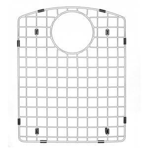 Karran Stainless Steel Bottom Grid Fits QT-610 / QU-610 small bowl