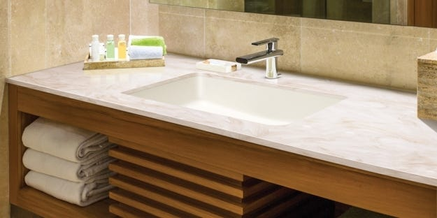 The Corian 8254 Is A Classic And Elegant Rectangular Sink That Combines  Seamless Installation U0026 Functionality With Durability, Stain Resistance, ...