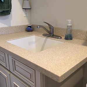 Utility Sink With Countertop.Laundry Room Solidsurface Com