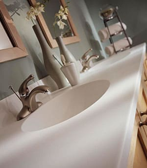 Corian Countertops | Discount Solid Surface Sheets